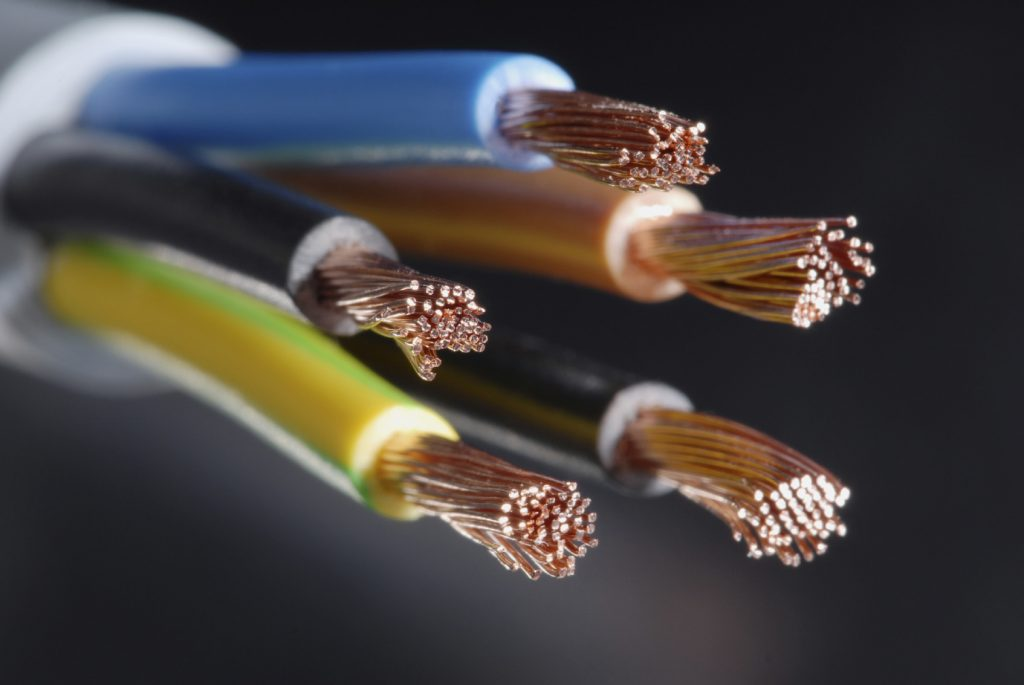 residential electrical wires